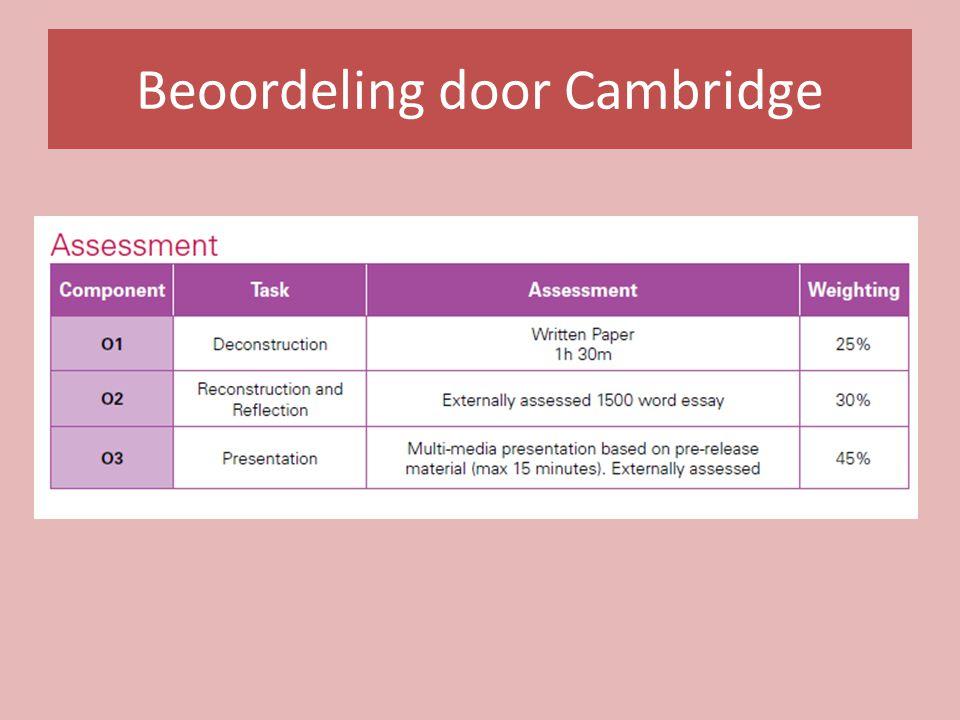 Beoordeling Independent Research Report (PWS) door Antoniuscollege