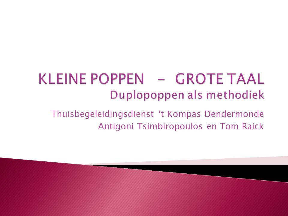  Marleen Diekmann (°1947 – ϯ 2007)  Werken in rampgebied  Hulpmiddel om taalprobleem te omzeilen  Contextuele kader = achtergrond