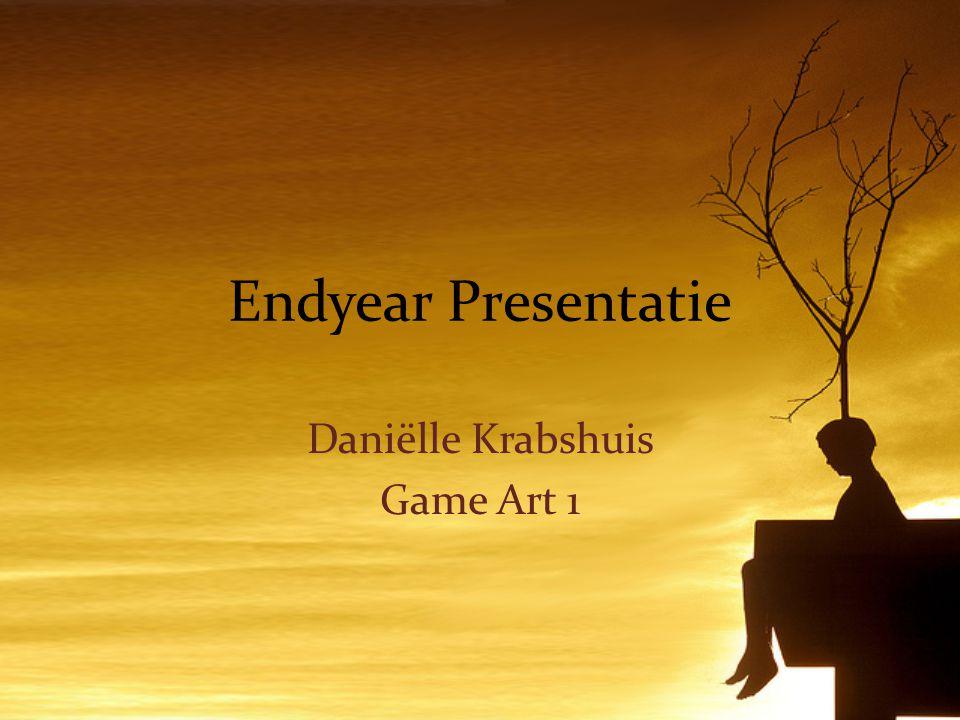Endyear Presentatie Daniëlle Krabshuis Game Art 1