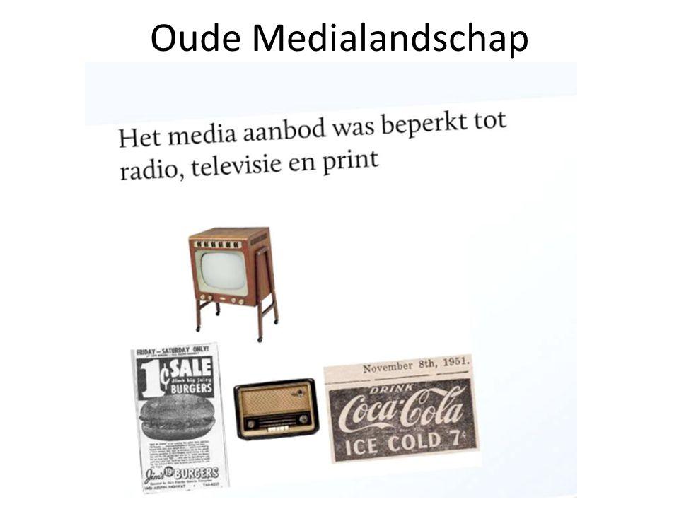 Oude Medialandschap