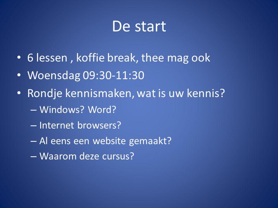 Host kiezen Het www, hoe er deel van uitmaken.Wat is een host?, wat een domeinnaam.