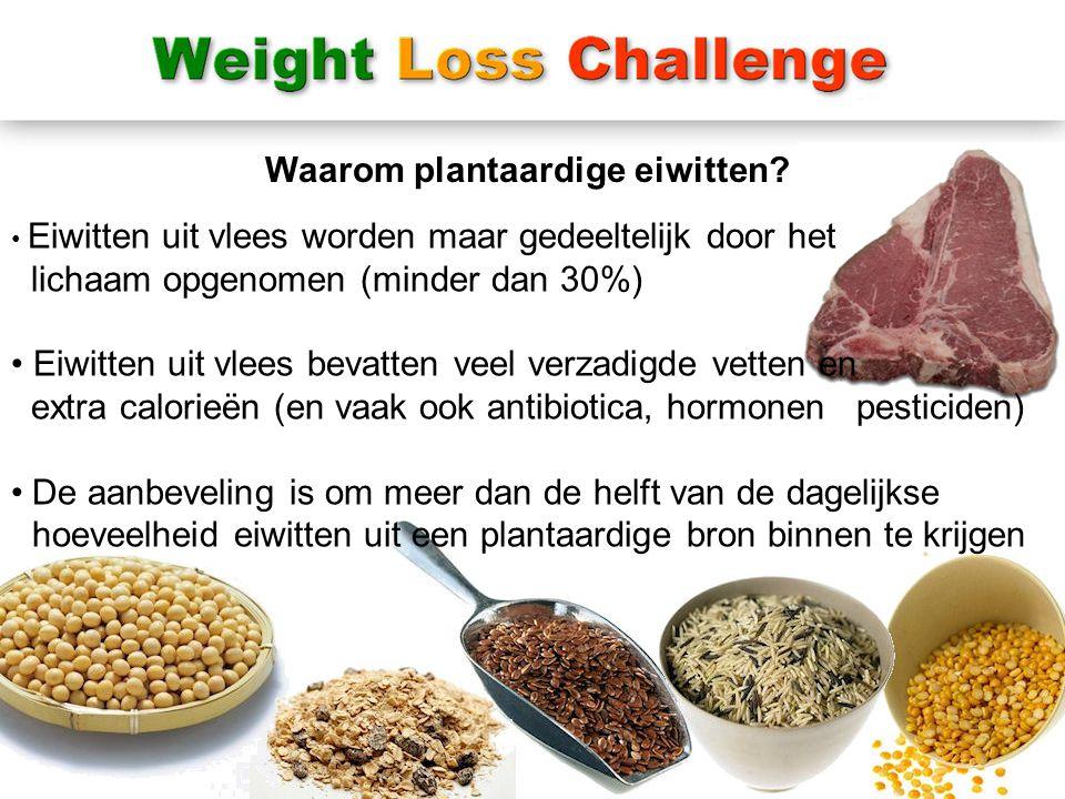 48 Waarom plantaardige eiwitten? Eiwitten uit vlees worden maar gedeeltelijk door het lichaam opgenomen (minder dan 30%) Eiwitten uit vlees bevatten v