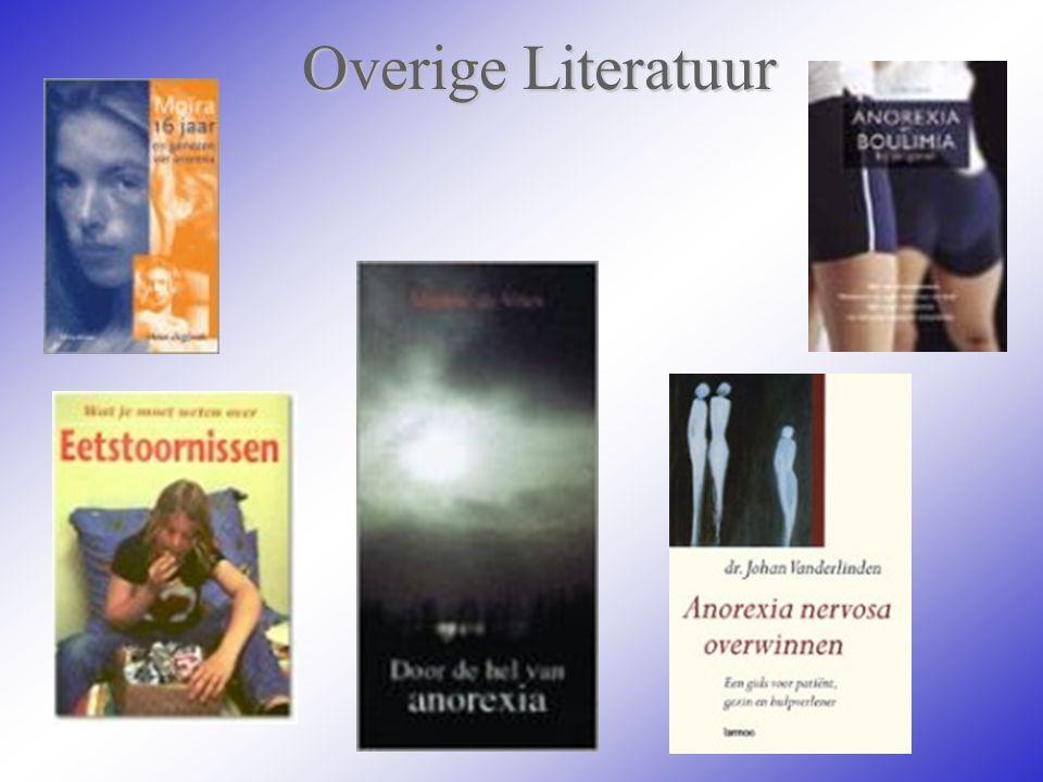 Overige Literatuur
