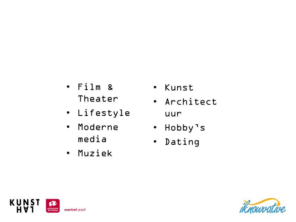 Opzet Meerdere locaties Wisselende thema's Figuratieve hosts Diverse onderwerpen