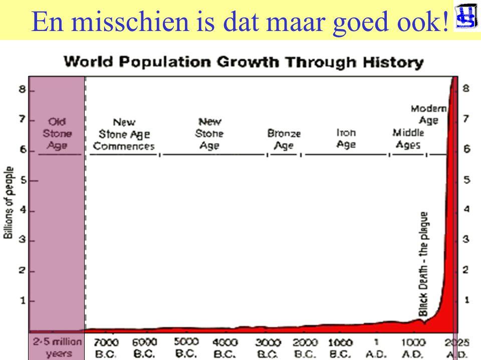 Dit heeft gevolgen voor de economie Twee dimensies zijn dominant (Geld & Macht).
