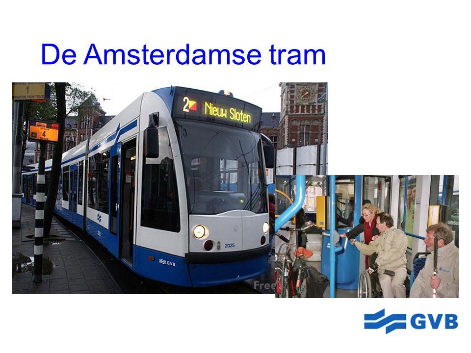De Amsterdamse tram