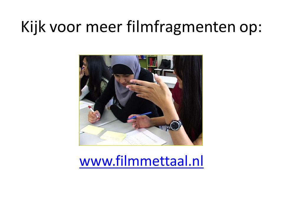 Kijk voor meer filmfragmenten op: www.filmmettaal.nl