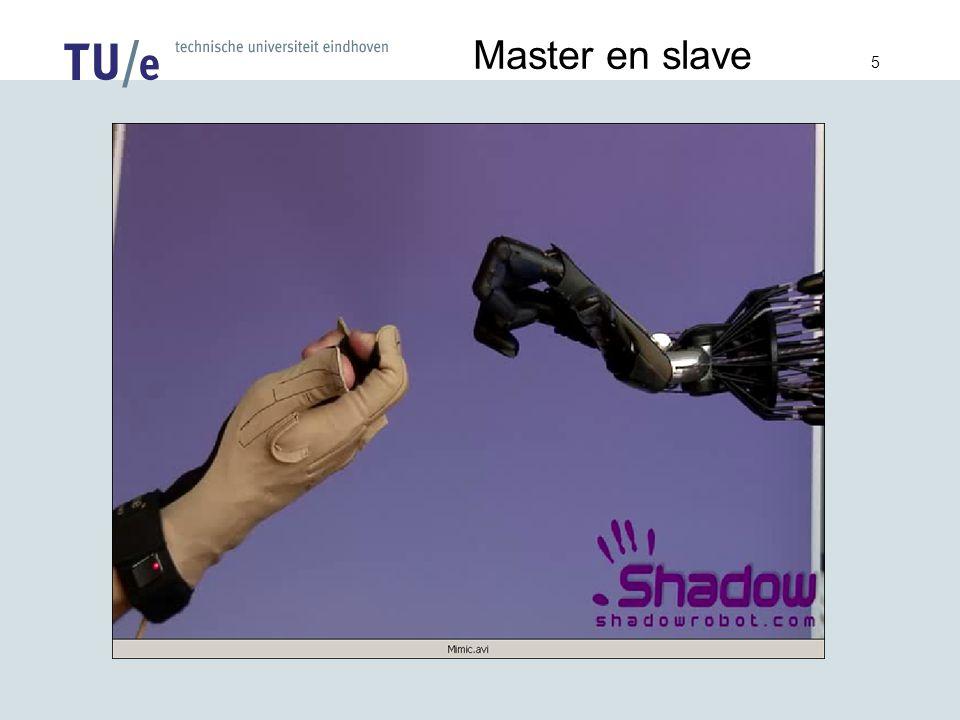 5 Master en slave