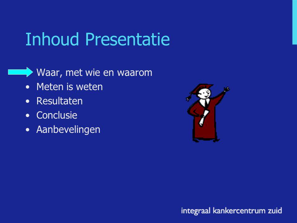 Conclusie - Prostaatkanker KvL: Even goed als de gemiddelde Nederlandse man Klachten (t.o.v.
