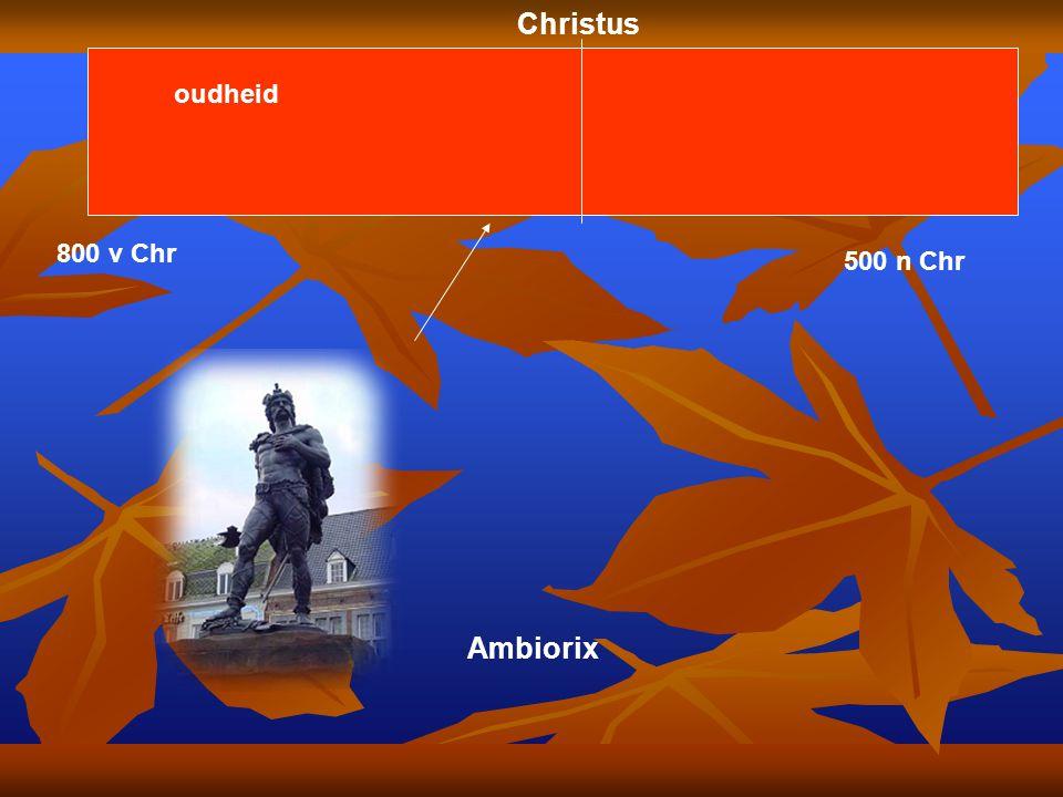 800 v Chr 500 n Chr oudheid Ambiorix Christus