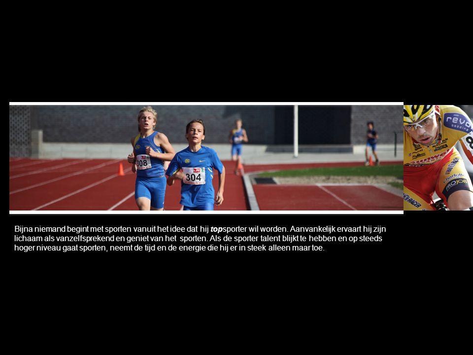 Als sporter bereid je je optimaal voor op je prestaties en je ontwikkeld je op allerlei gebieden, fysiek en mentaal.