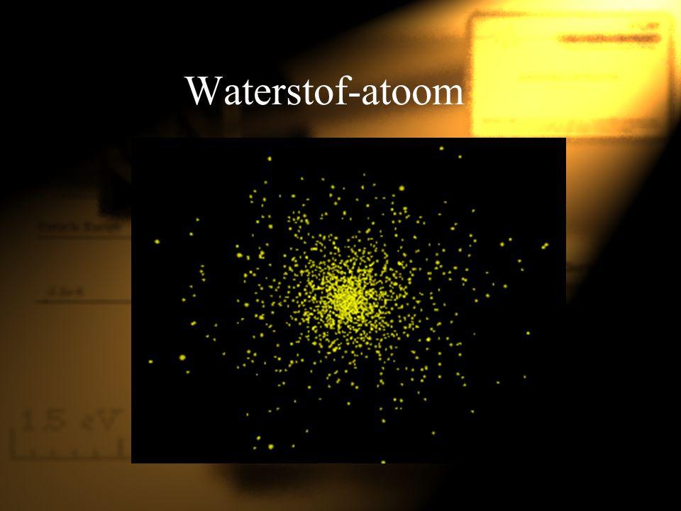Waterstof-atoom