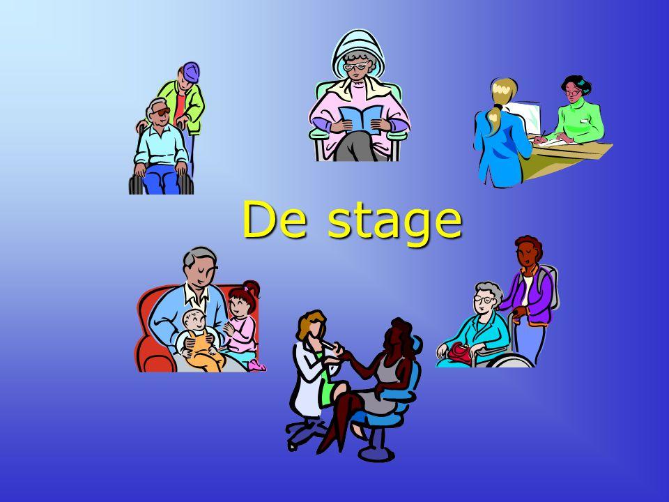 De stage