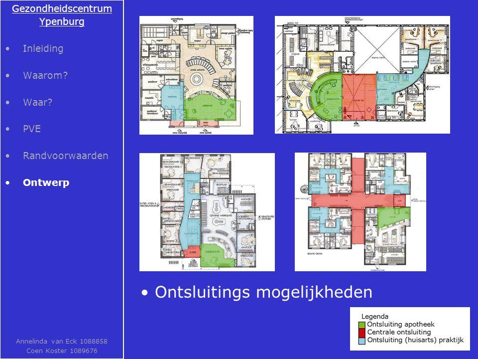 Gezondheidscentrum Ypenburg Inleiding Waarom.Waar.