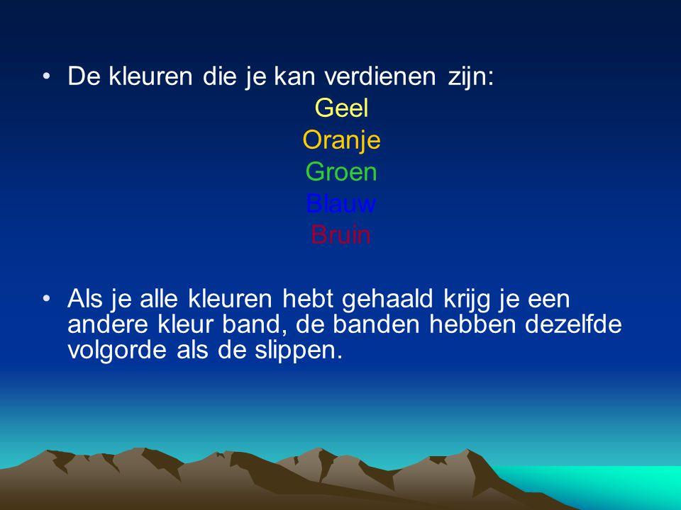 In Nederland is de zwarte band met 5 e dan het hoogste wat je kunt halen.