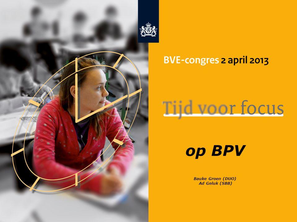 op BPV Bauke Groen (DUO) Ad Geluk (SBB)