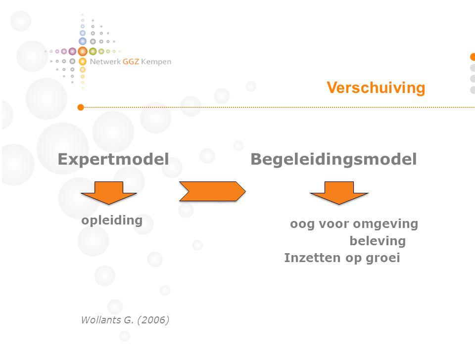 Expertmodel opleiding Wollants G.