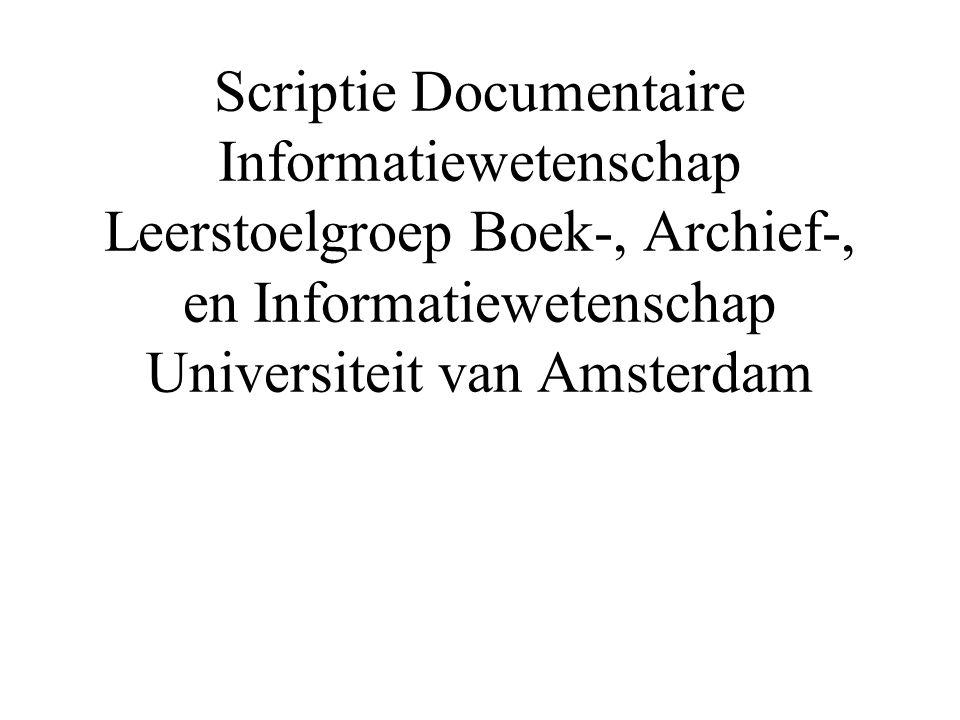 Indeling Hoe is het zo gekomen Waar gaat de scriptie over Wat zijn virtuele bibliotheken Hoe kunnen bibliotheken samenwerken Wat is de rol van de EU Welke virtuele bibliotheken zijn gestart Hoe waren de bevindingen