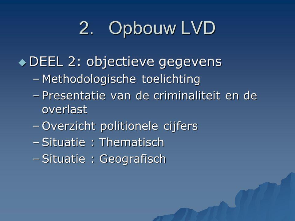 6.Besluit: Lokale veiligheidsdiagnose  Geeft antwoord op de vragen: –Wat is het probleem.