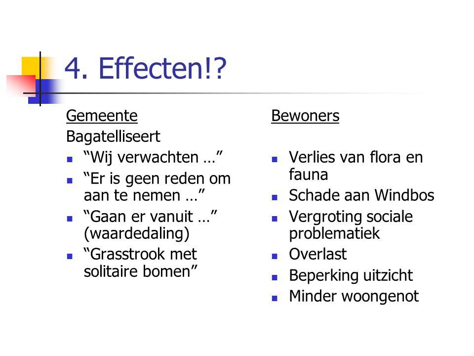 4. Effecten!.