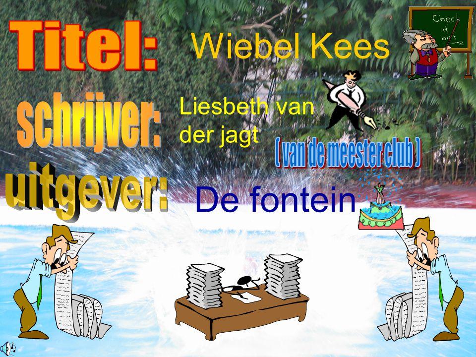 Wiebel Kees Liesbeth van der jagt De fontein