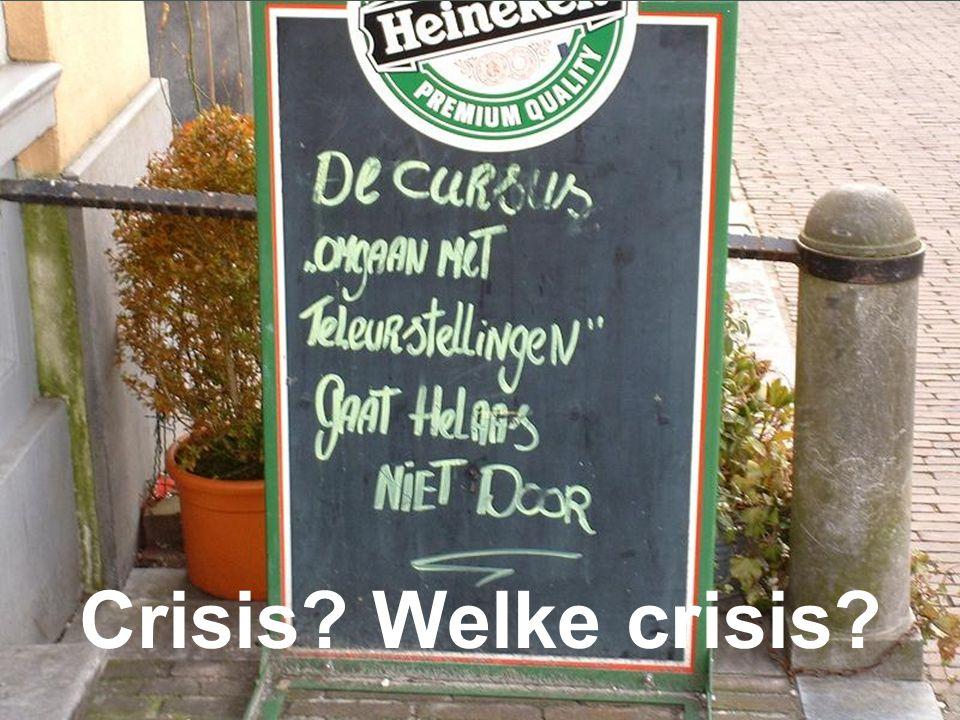 Crisis Welke crisis