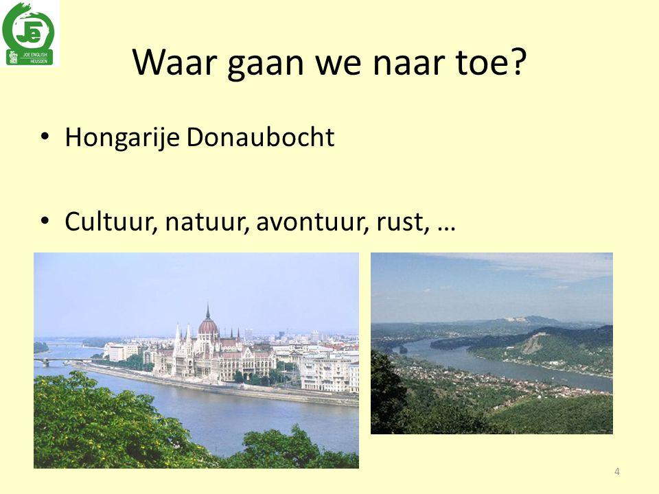 Hongarije Donaubocht Cultuur, natuur, avontuur, rust, … 4