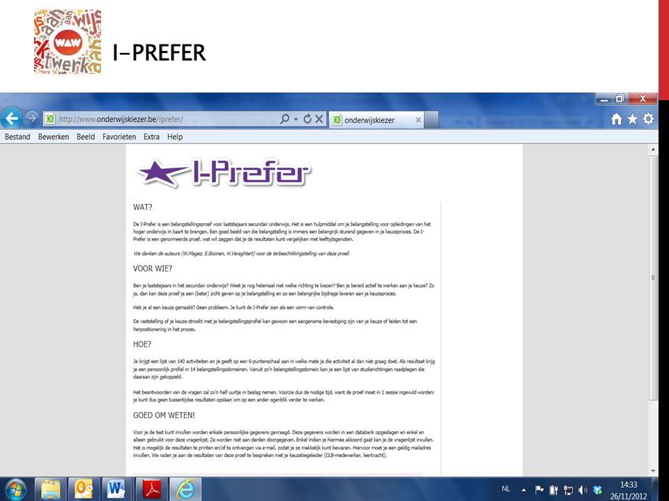UITKERING Heb je op 1 december 2013 al recht op een uitkering als je geen werk vindt? NEEN !