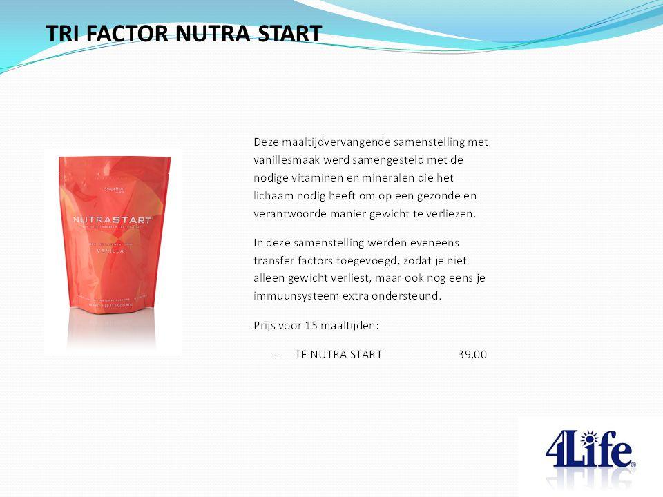 TRI FACTOR NUTRA START