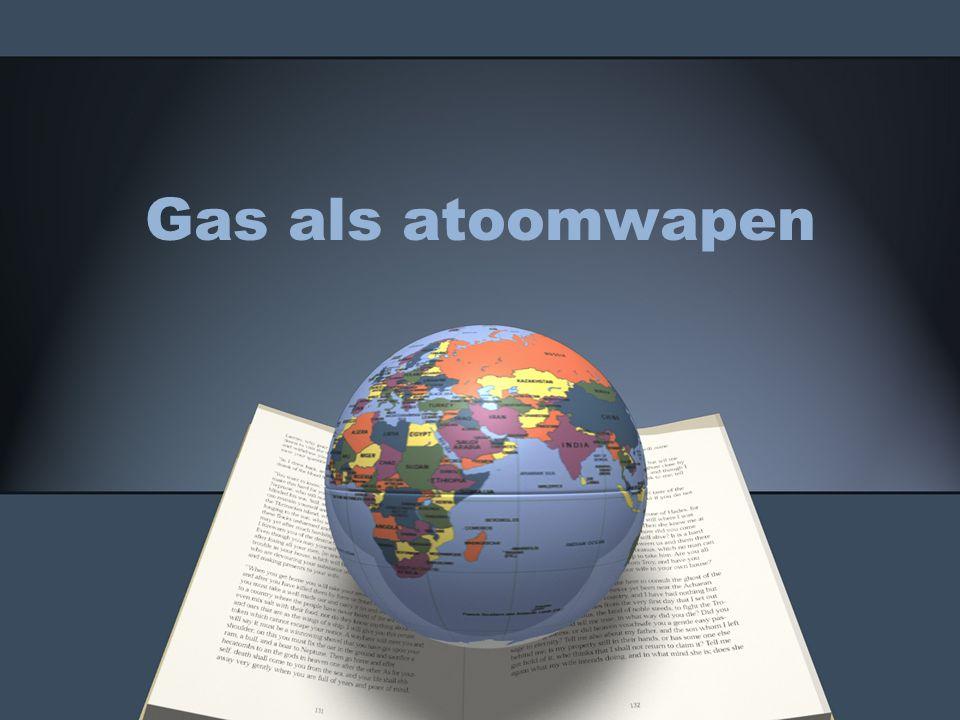 Gas als atoomwapen
