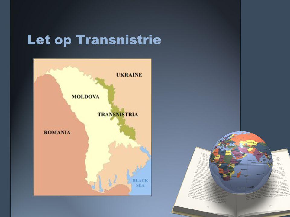 Let op Transnistrie