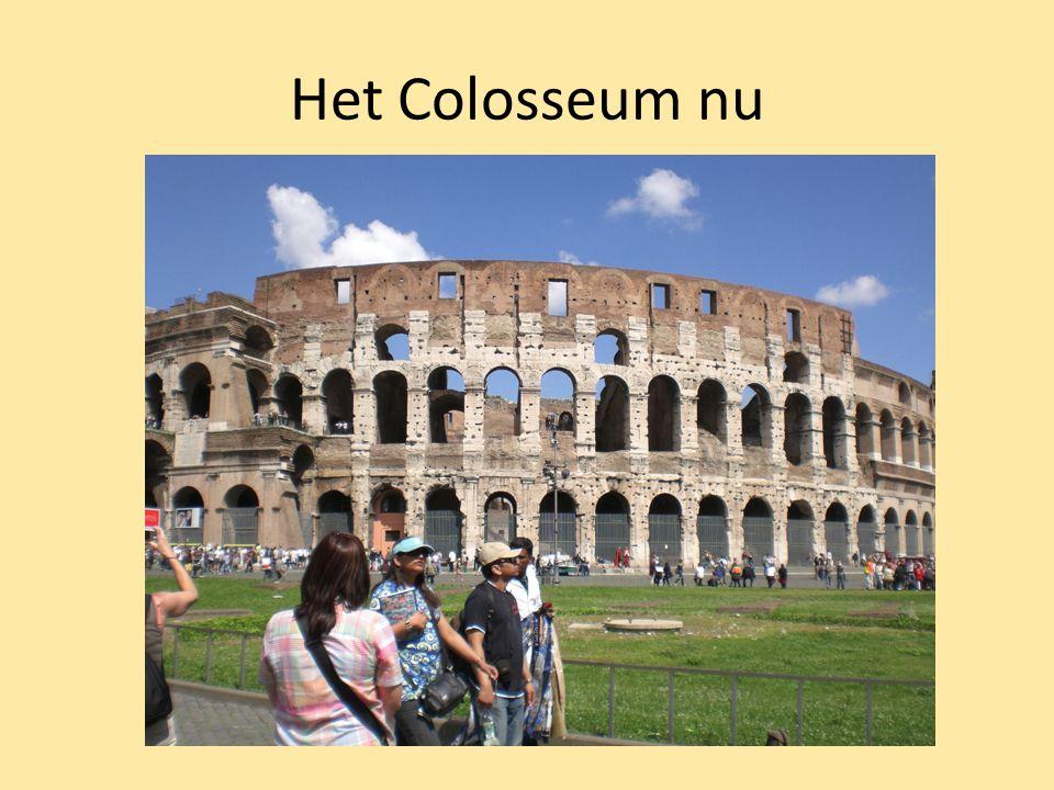 Het Colosseum nu