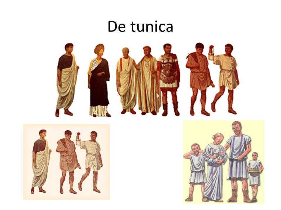 De tunica