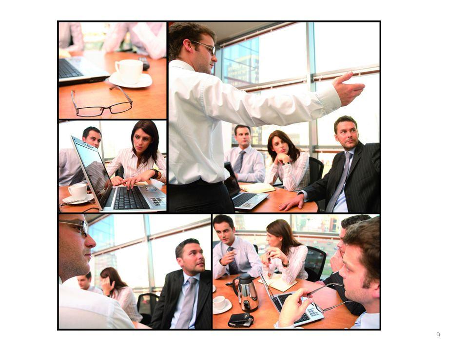 Voorbeeld Topscore Adviesbureau missie: het bereiken van blijvende verbeteringen bij klanten Adviesopdrachten worden veelal uitgevoerd in multidisciplinaire teams, samengesteld uit professionals van verschillende units.