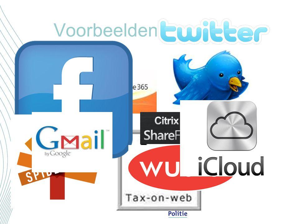 Voorbeelden public cloud