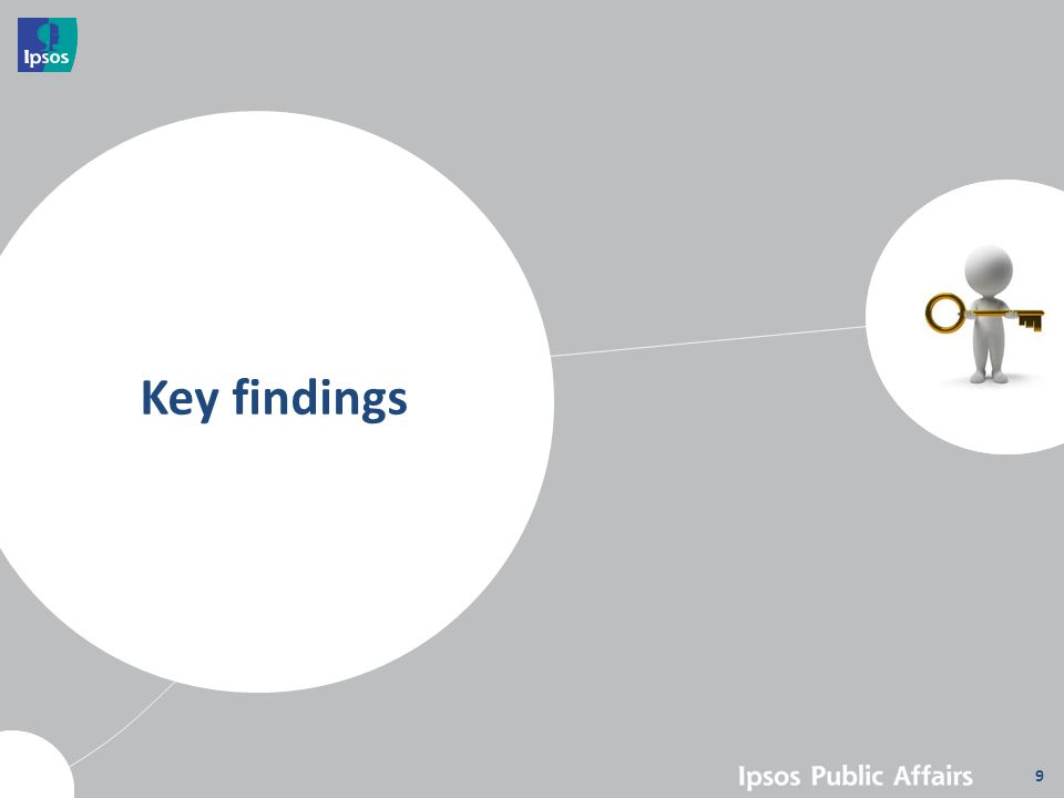Key findings 9