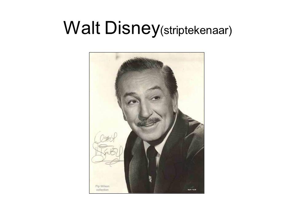 Walt Disney (striptekenaar)