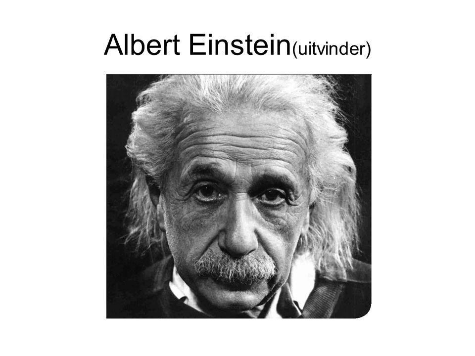 Albert Einstein (uitvinder)