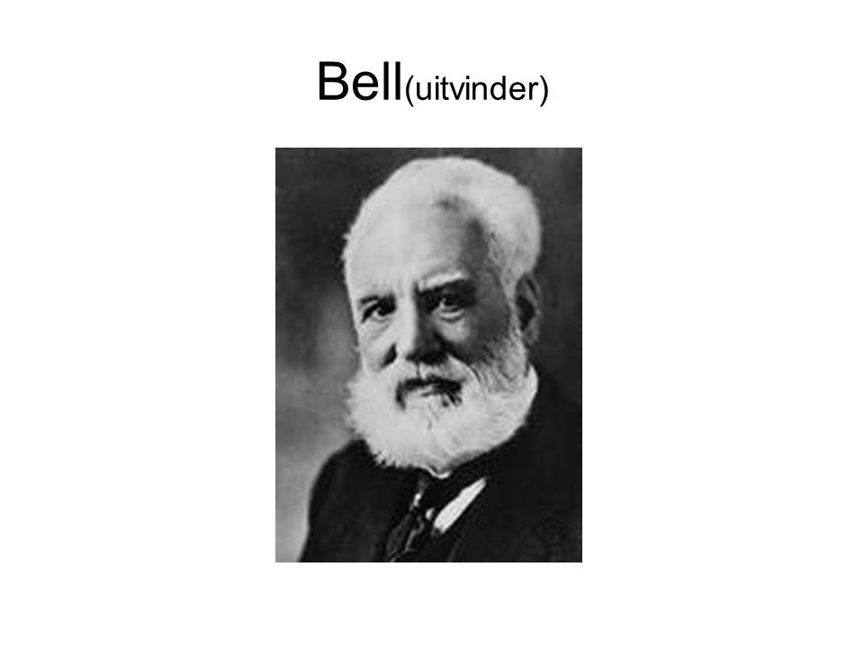 Bell (uitvinder)