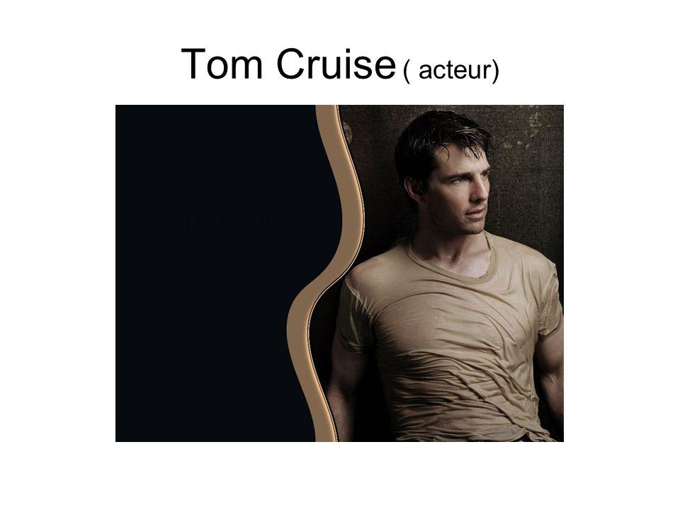 Tom Cruise ( acteur)