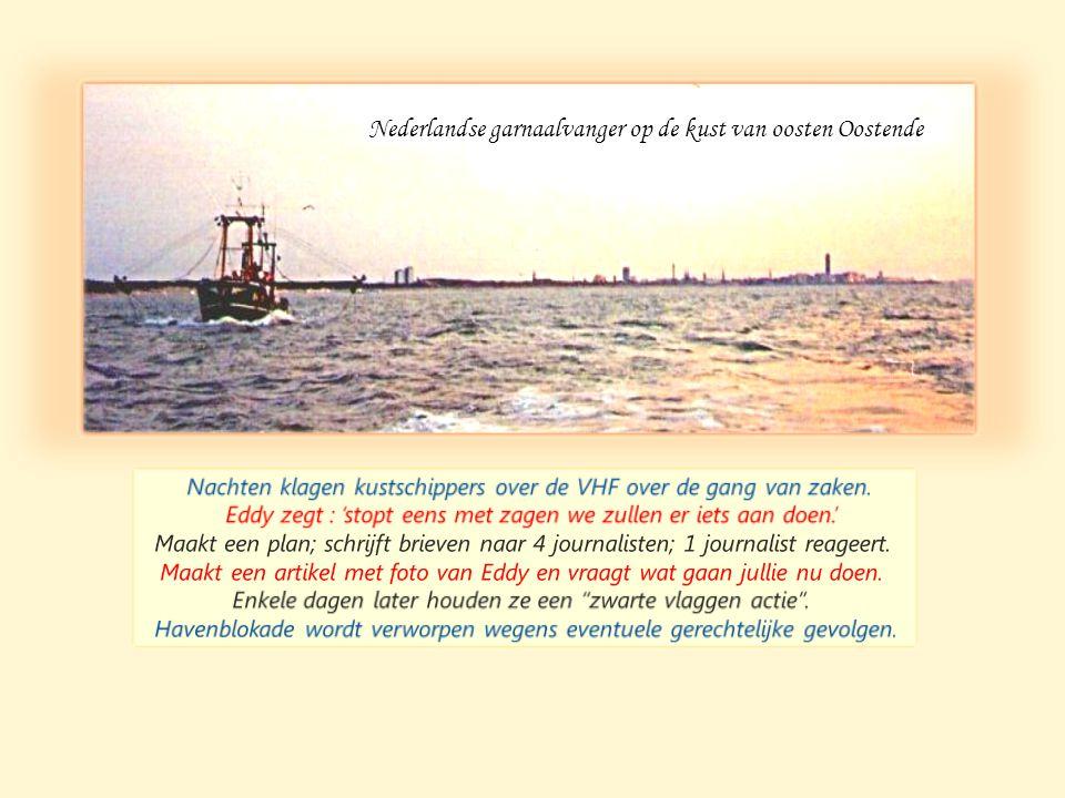 Nederlandse garnaalvanger voor Bredene