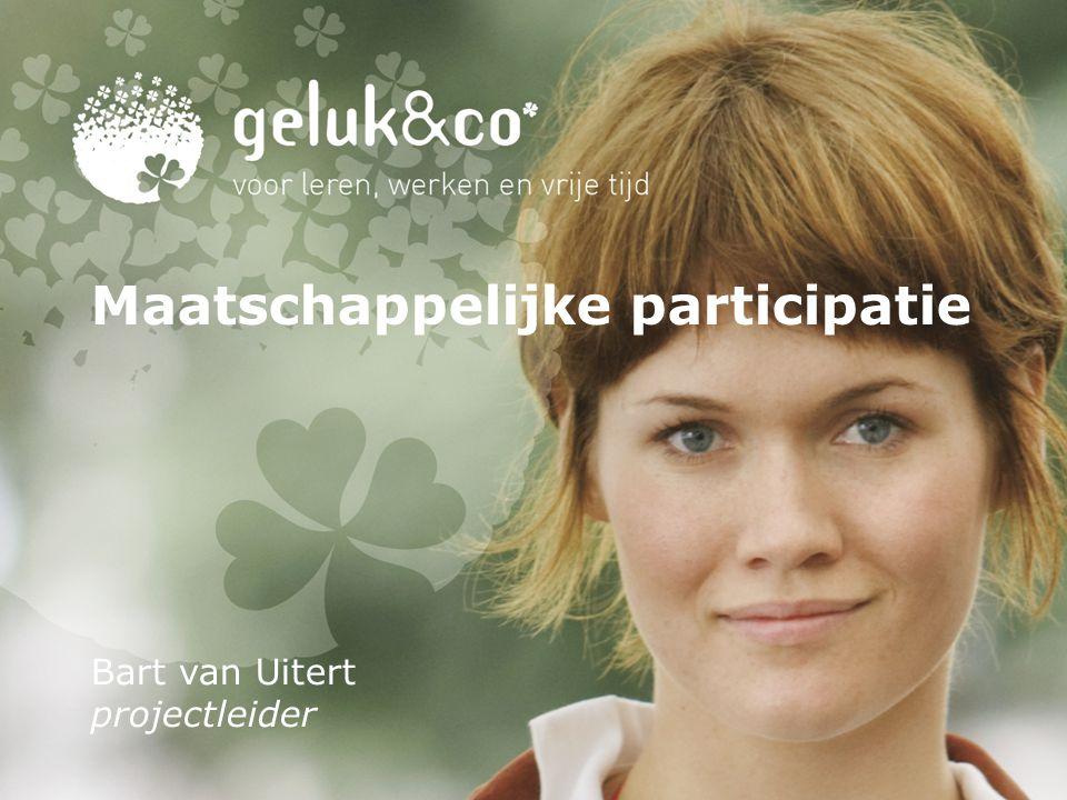 Bart van Uitert Geluk&Co