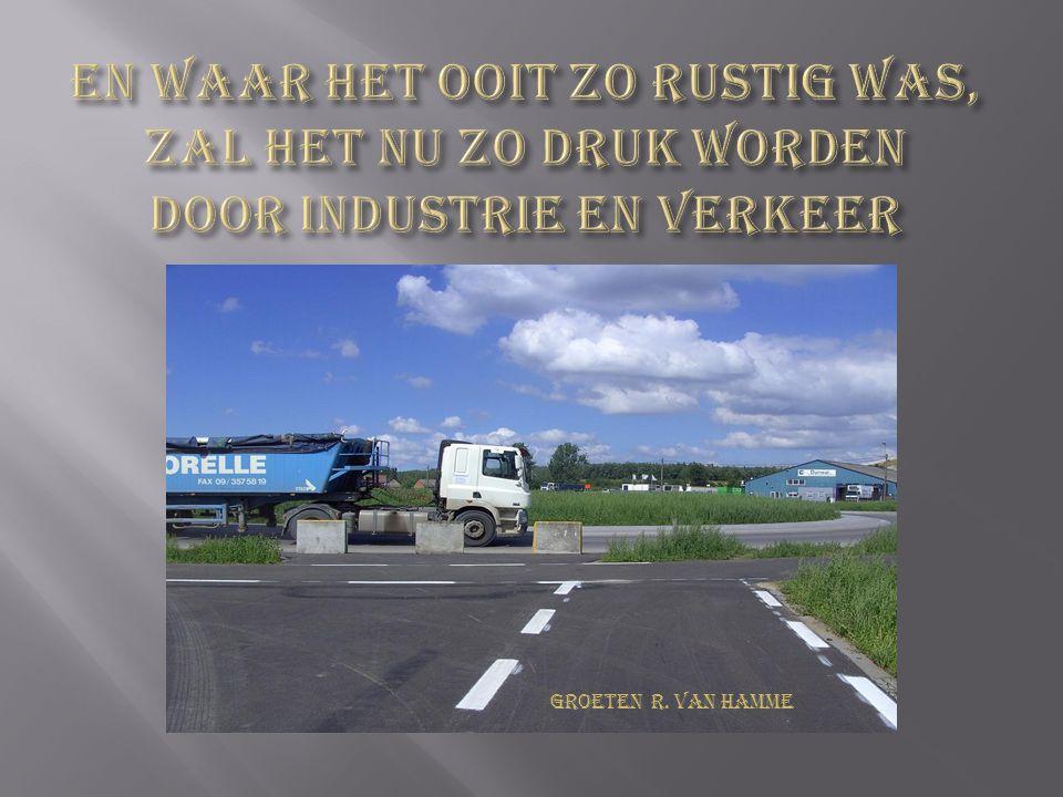 Groeten R. Van Hamme