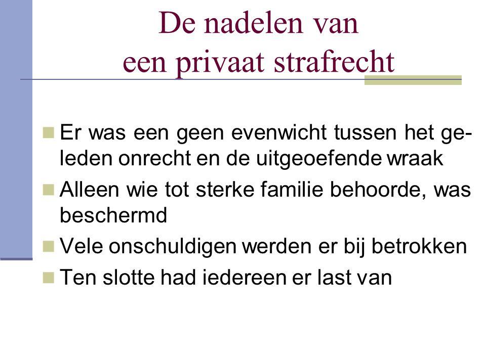 Een voorbeeld De zaak Gillyne Isenbrant (3) Jan Lievekindt vroeg de nietigverklaring van uitgevoerde vonnis en schadevergoeding bij Raad van Vlaanderen (5 de proces) PG vroeg exemplarische bestraffing van de magistraten van Belle wegens machtsmisbruik bij de Raad van Vlaanderen (6 de proces).