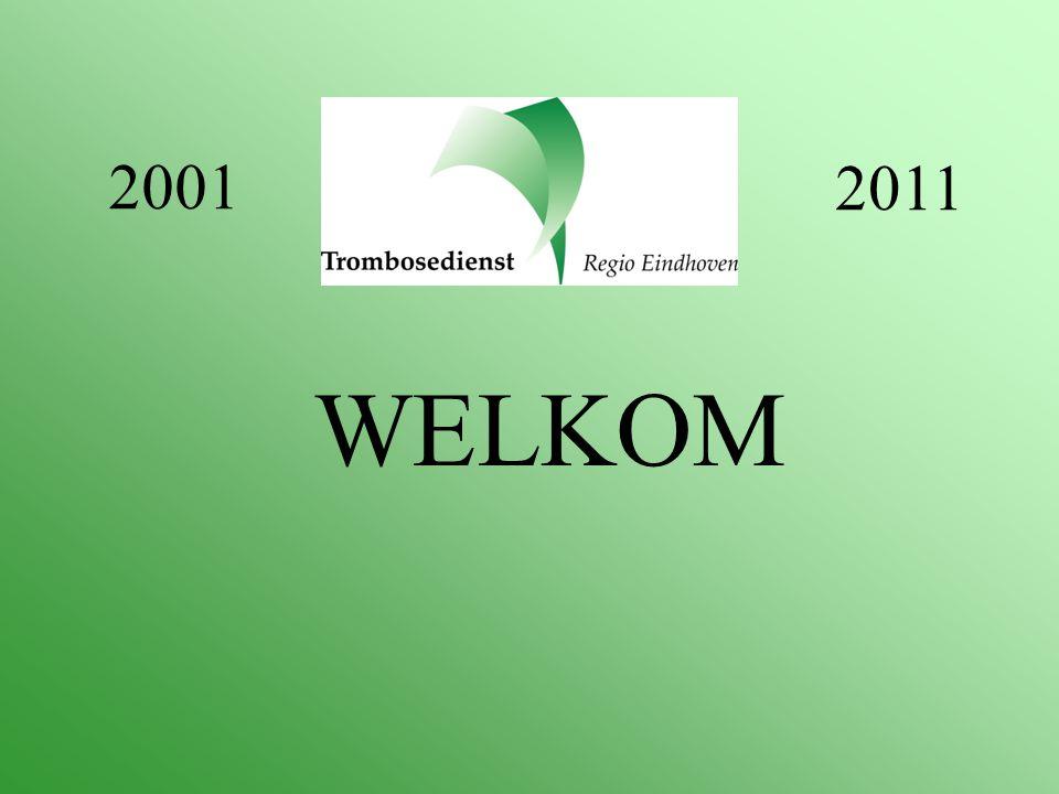 WELKOM 2001 2011