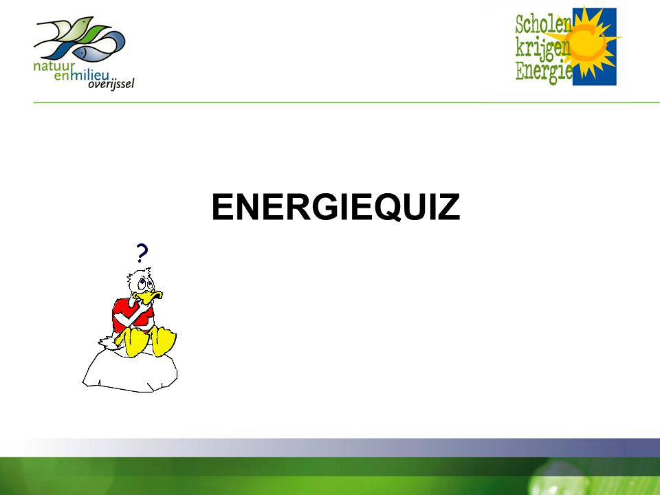 ENERGIEQUIZ