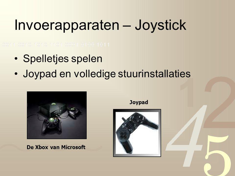 Invoerapparaten – Joystick Spelletjes spelen Joypad en volledige stuurinstallaties De Xbox van Microsoft Joypad