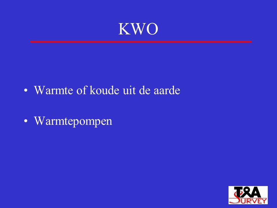 Economische voorwaarden (op dit moment) Temperatuur grondwater > 55 °C Vermogen > 100 m 3 /u Conclusie: De geologische opbouw bodem van Nederland is geschikt voor het toepassen van diepe geothermie