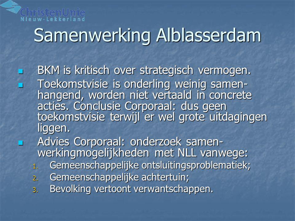 Conclusies WagenaarHoes Financieel beter: Herindeling is financieel beter.