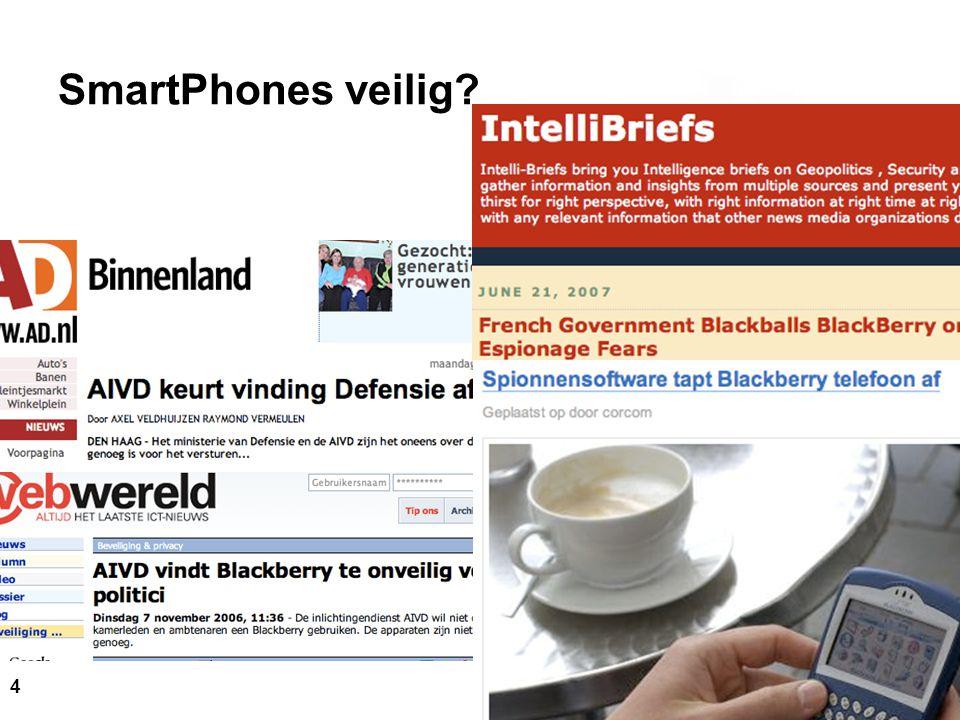 SmartPhones veilig 4